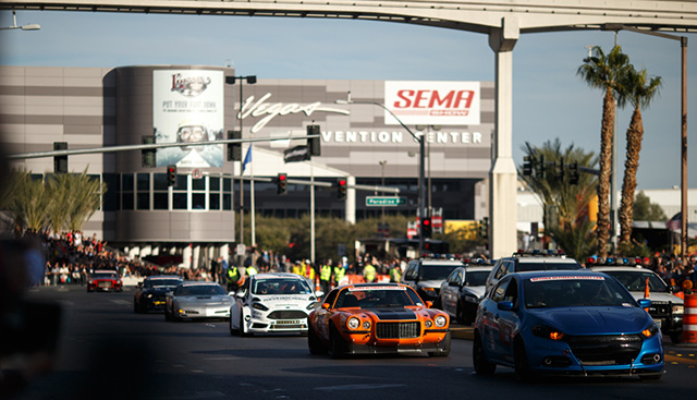 The 2019 SEMA Show about Jihoo Wheels