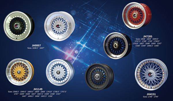 The benefits of aluminum alloy wheels for the car