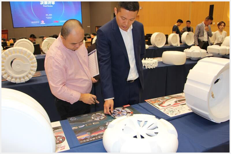The general manager of Jihoo Wheels discussed the desgin