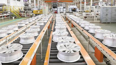 The investment boom in China aluminum alloy wheel industry rationality has begun to return
