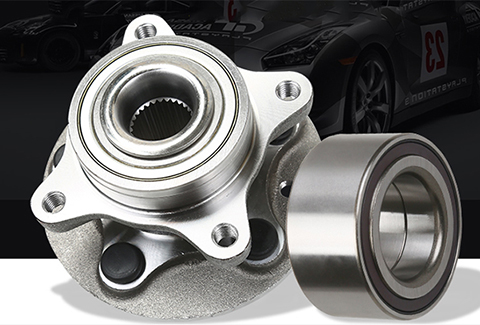 Precautions for the use and installation of aluminum alloy wheel bearings, frequent inspections are very important