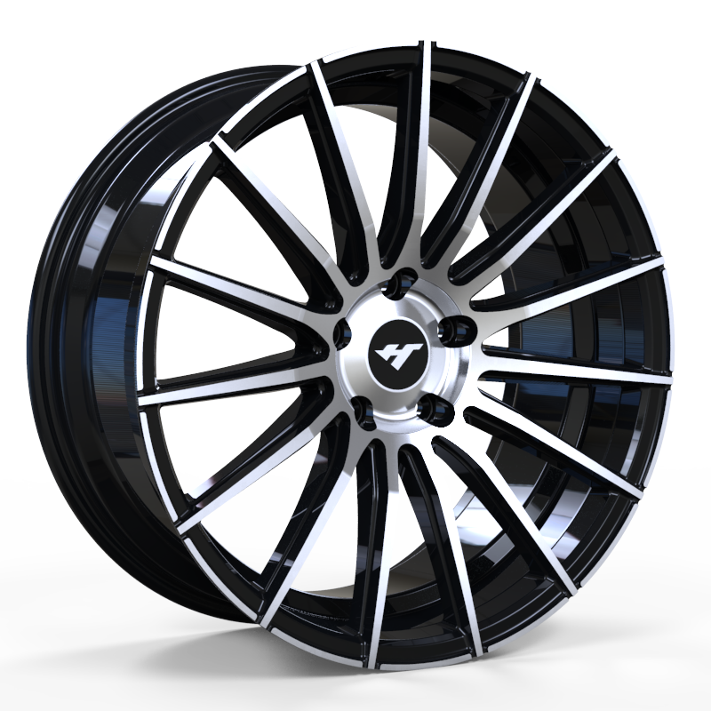 China AZ0019 18 inch  aluminum  alloy  wheel  rim