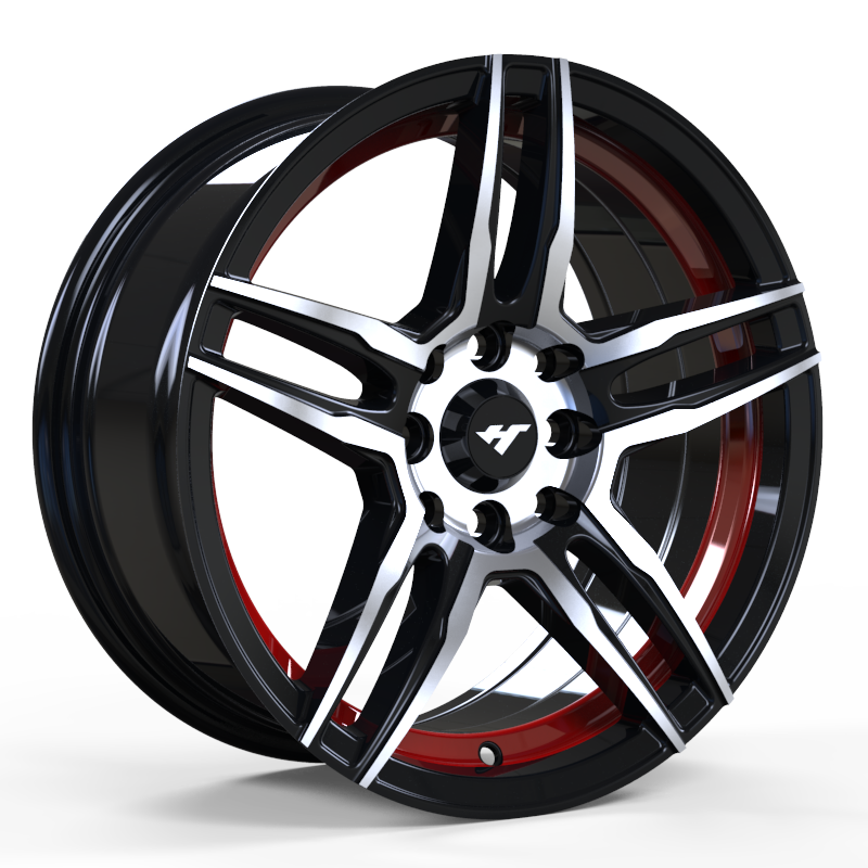 China AZ0036 13 inch  aluminum  alloy  wheel  rim