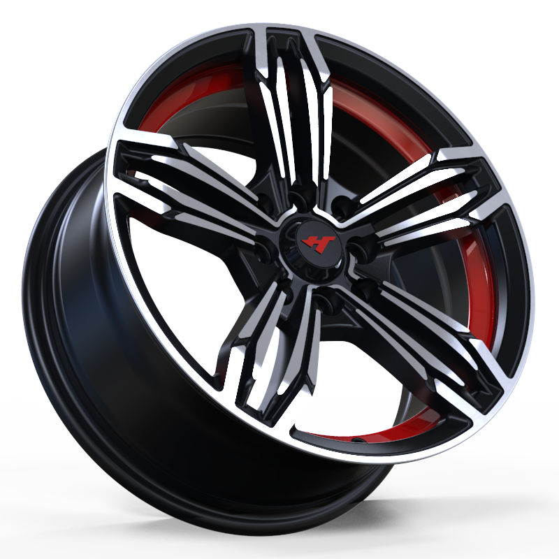 China AZ0046 15 inch  aluminum  alloy  wheel  rim