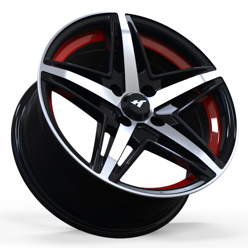 China AZ0047 13 inch  aluminum  alloy  wheel  rim